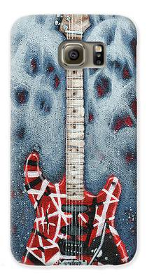 Van Halen Galaxy S6 Cases