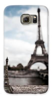 Eiffel Tower Galaxy S6 Cases