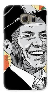 Frank Sinatra Galaxy S6 Cases