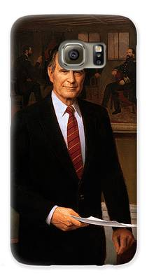 George Bush Galaxy S6 Cases