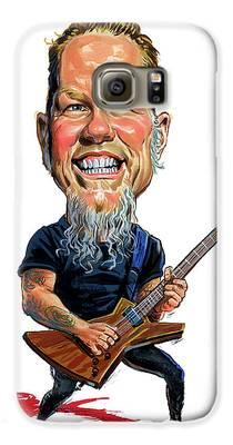 Metallica Galaxy S6 Cases
