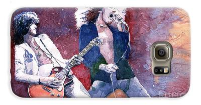 Led Zeppelin Galaxy S6 Cases