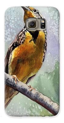 Meadowlark Galaxy S6 Cases