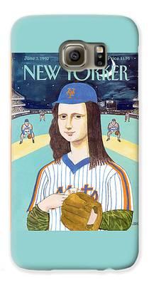 New York Mets Galaxy S6 Cases