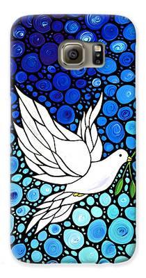 Dove Galaxy S6 Cases