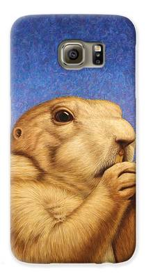 Groundhog Galaxy S6 Cases