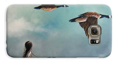 Geese Galaxy S6 Cases