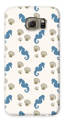 Seahorse Galaxy S6 Cases