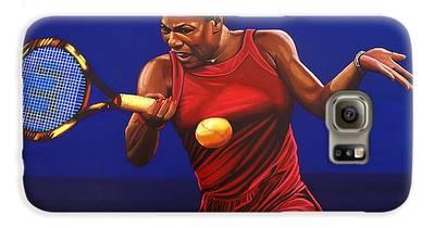 Serena Williams Galaxy S6 Cases