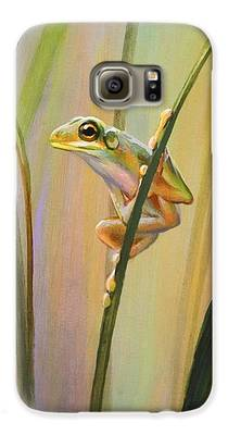 Frog Galaxy S6 Cases