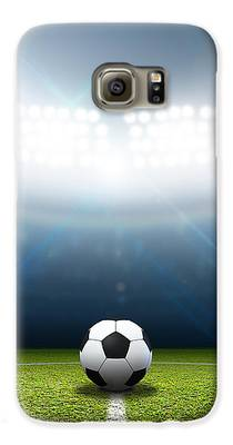 Football Galaxy S6 Cases