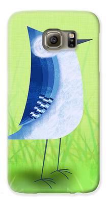 Bluebird Galaxy S6 Cases