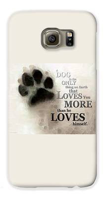Paws Galaxy S6 Cases