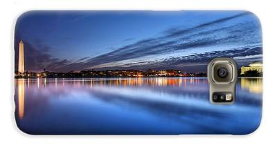 Jefferson Memorial Galaxy S6 Cases