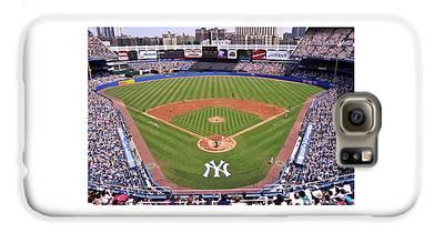 Yankee Stadium Galaxy S6 Cases