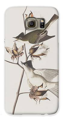 Flycatcher Galaxy S6 Cases