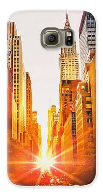 Chrysler Building Galaxy S6 Cases