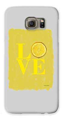 Lemon Galaxy S6 Cases