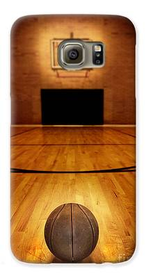 Basketball Galaxy S6 Cases