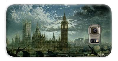 Westminster Abbey Galaxy S6 Cases