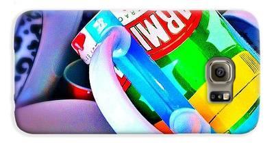 Bright Galaxy S6 Cases