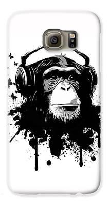 Ape Galaxy S6 Cases