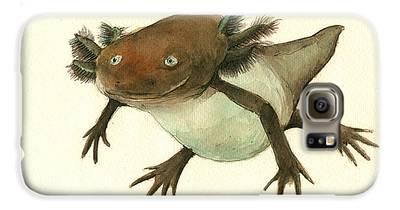 Salamanders Galaxy S6 Cases