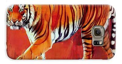 Tiger Galaxy S6 Cases