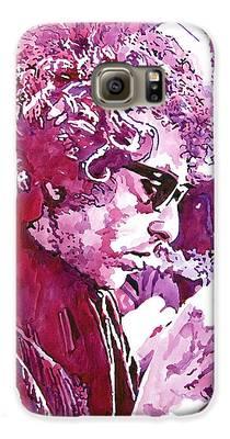 Bob Dylan Galaxy S6 Cases
