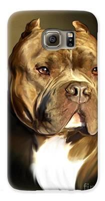 Pitbull Galaxy S6 Cases
