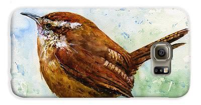 Wren Galaxy S6 Cases
