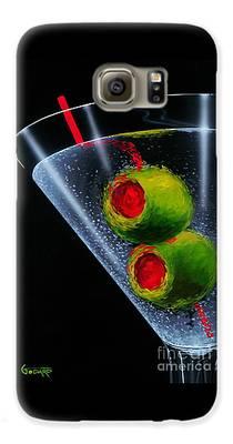 Martini Galaxy S6 Cases