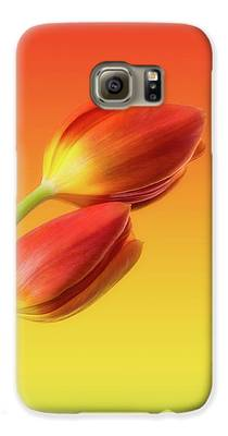 Flower Galaxy S6 Cases