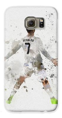 Cristiano Ronaldo Galaxy S6 Cases