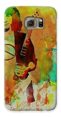 Van Halen Galaxy S6 Cases
