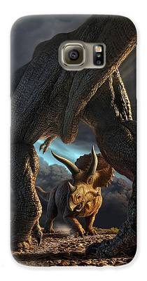 Extinct And Mythical Galaxy S6 Cases