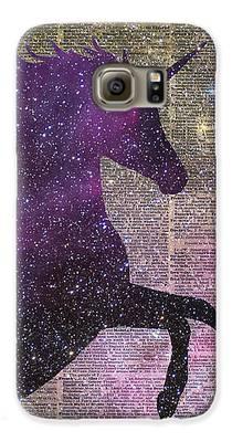 Unicorn Galaxy S6 Cases