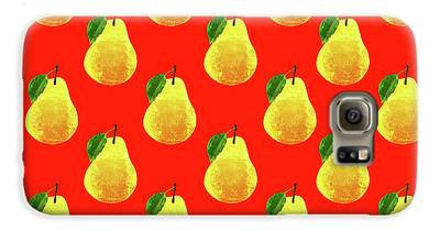 Pear Galaxy S6 Cases