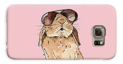 Rabbit Galaxy S6 Cases