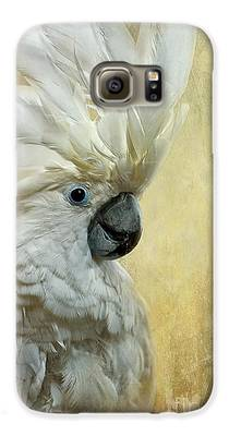 Cockatoo Galaxy S6 Cases