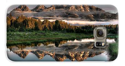 Mountain Galaxy S6 Cases