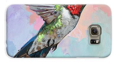 Hummingbird Galaxy S6 Cases