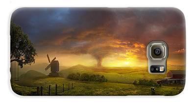Wizard Galaxy S6 Cases