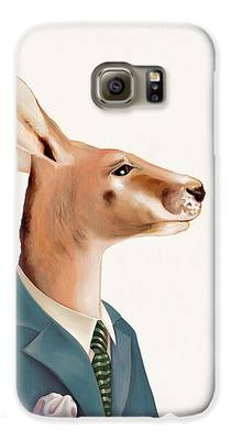 Kangaroo Galaxy S6 Cases