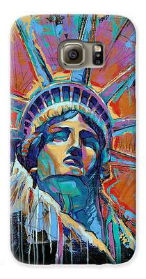 Statue Of Liberty Galaxy S6 Cases