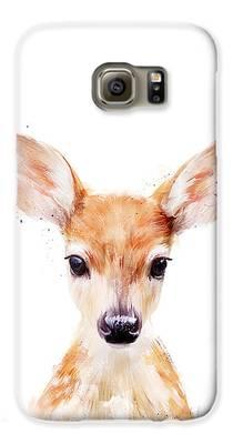 Deer Galaxy S6 Cases