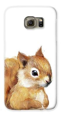 Squirrel Galaxy S6 Cases