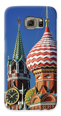 Moscow Galaxy S6 Cases