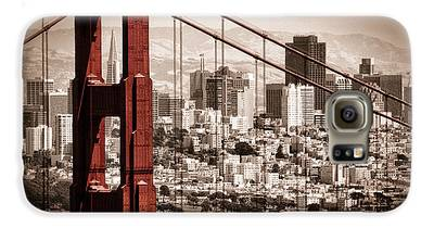 Golden Gate Bridge Galaxy S6 Cases