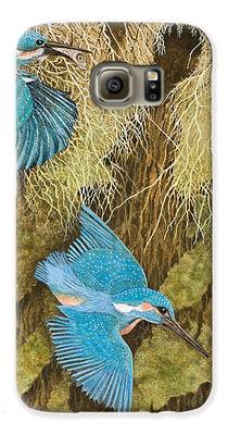 Kingfisher Galaxy S6 Cases
